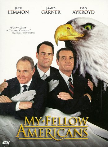 My Fellow Americans DVD Image