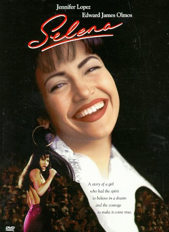 Selena (Old Version) DVD Image