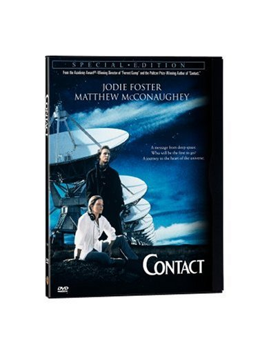 Contact (Special Edition) DVD Image