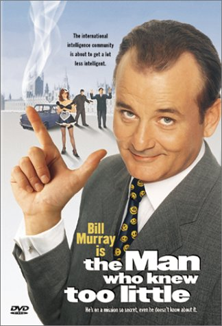 Man Who Knew Too Little DVD Image