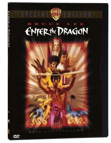 Enter The Dragon (Warner Brothers/ Special Edition) DVD Image
