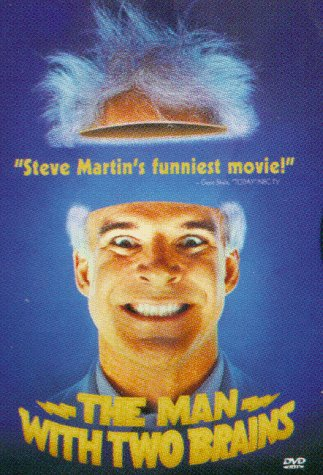 Man With Two Brains DVD Image
