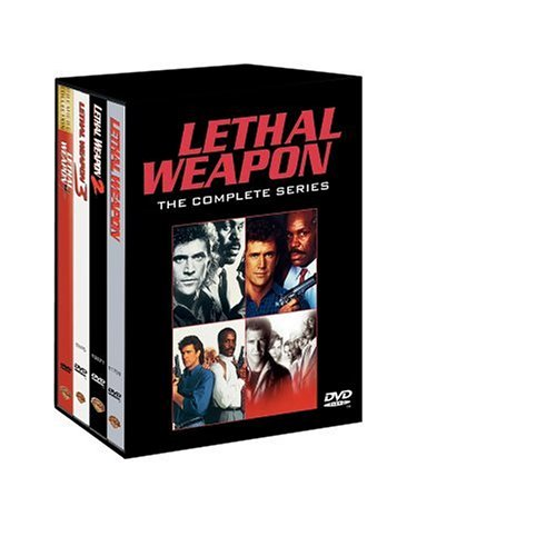 Lethal Weapon Gift Set DVD Image