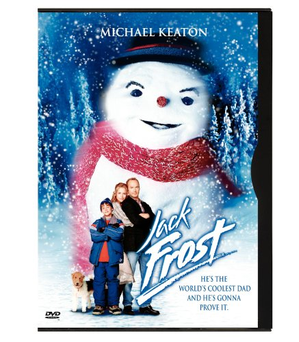 Jack Frost (1998) DVD Image