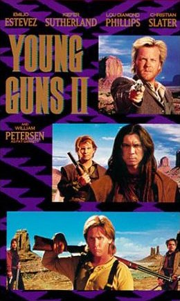 Young Guns 2 (Snapper Case) DVD Image