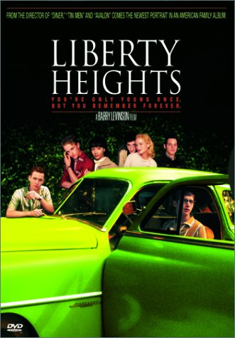 Liberty Heights (Snapper Case) DVD Image