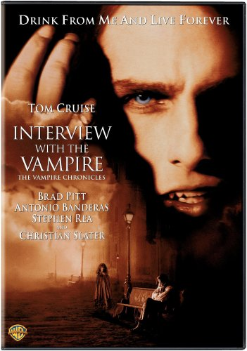 Interview With The Vampire (Special Edition) DVD Image