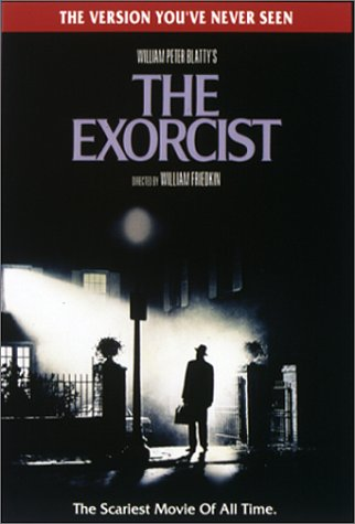 Exorcist (Warner Brothers/ Special Edition/ The Version You've Never Seen) DVD Image