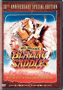 Blazing Saddles (Warner Brothers/ Special Edition) DVD Image