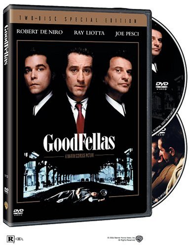 Goodfellas (Special Edition/ 2-Disc) DVD Image