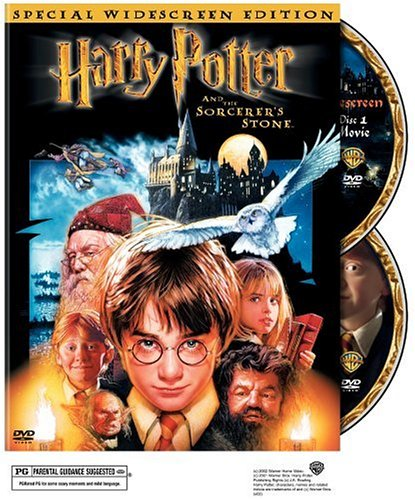 Harry Potter And The Sorcerer's Stone (Special Edition/ Widescreen) DVD Image