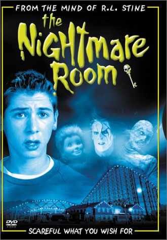 Nightmare Room: Scareful What You Wish For DVD Image