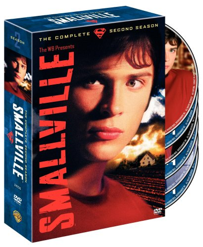 Smallville: The Complete 2nd Season (Special Edition/ DigiPak) DVD Image