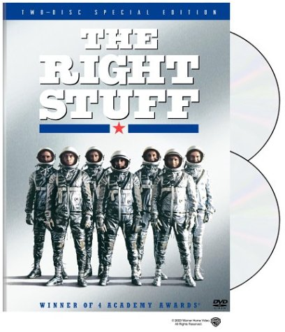 Right Stuff (Special Edition) DVD Image