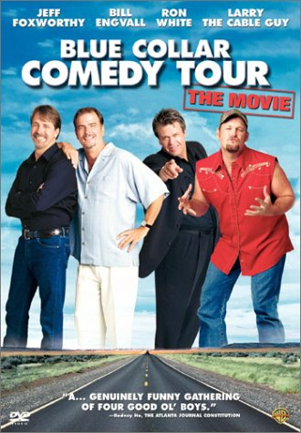 Blue Collar Comedy Tour: The Movie (Old Version) DVD Image