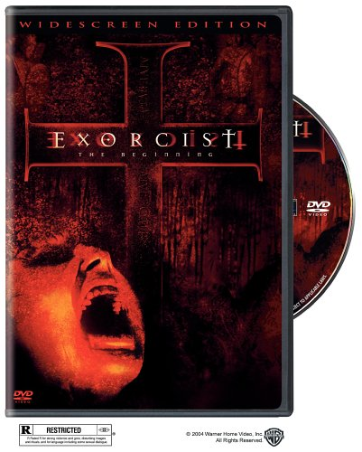 Exorcist: The Beginning (Widescreen) DVD Image