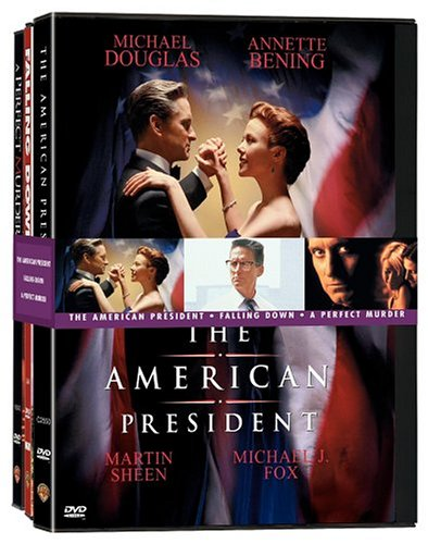 Michael Douglas Collection: Falling Down / A Perfect Murder (Special Edition) / The American Preside DVD Image