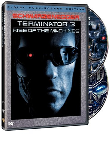 Terminator 3: Rise Of The Machines (Special Edition/ Pan & Scan) DVD Image