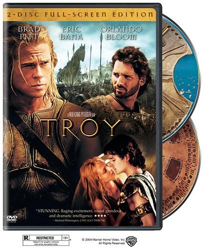 Troy (2004/ Pan & Scan/ Special Edition/ 2-Disc) DVD Image