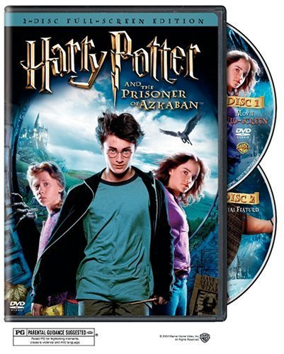 Harry Potter And The Prisoner Of Azkaban (Pan & Scan) DVD Image