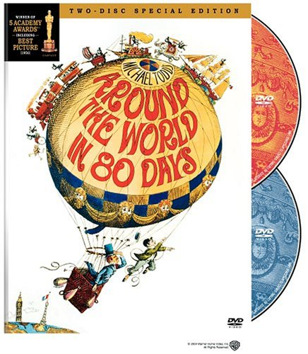 Around The World In 80 Days (1956/ Special Edition) DVD Image