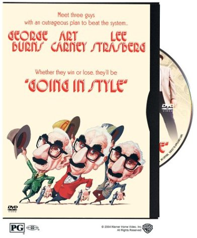 Going In Style DVD Image