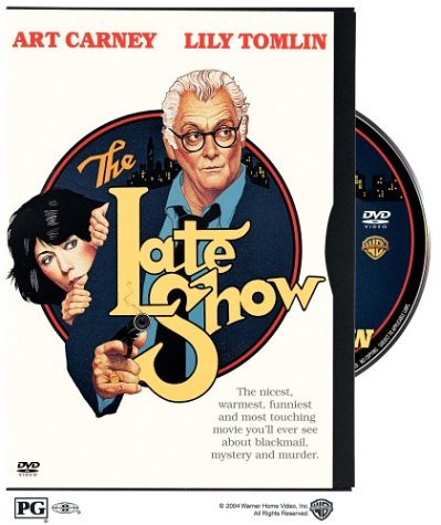 Late Show DVD Image