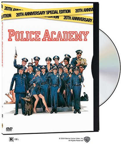 Police Academy (Widescreen/ 20th Anniversy Special Edition) DVD Image