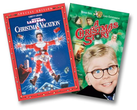 National Lampoon's Christmas Vacation (Widescreen/ Special Edition) / Christmas Story (2-Pack) DVD Image