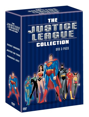 Justice League (3-Pack) DVD Image