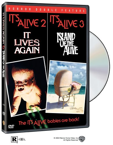It Lives Again / It's Alive III: Island Of The Alive DVD Image