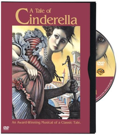 Tale Of Cinderella DVD Image