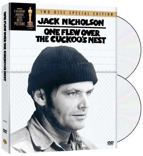 One Flew Over The Cuckoo's Nest (Special Edition) DVD Image