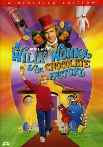 Willy Wonka & The Chocolate Factory (Widescreen/ Special Edition) DVD Image