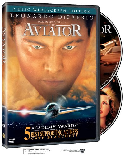 Aviator (2004/ Special Edition/ 2-Disc/ Widescreen) DVD Image