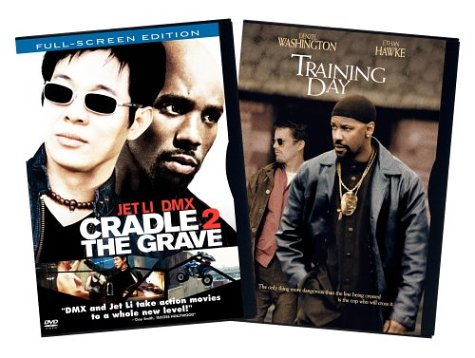 Cradle 2 The Grave (Widescreen) / Training Day (Special Edition) (2-Pack) DVD Image