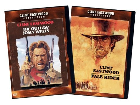 Clint Eastwood Collection: Outlaw Josey Wales / Pale Rider DVD Image