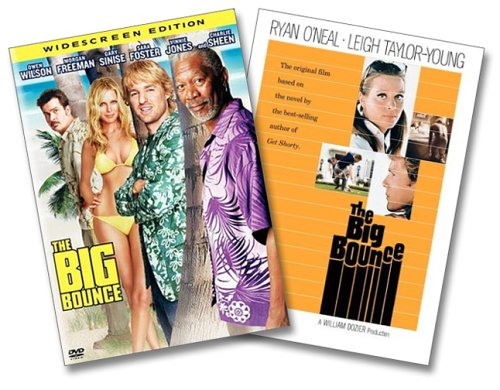 Big Bounce (1969) / Big Bounce (2004/ Widescreen) (2-Pack) DVD Image