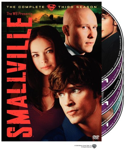 Smallville: The Complete 3rd Season DVD Image