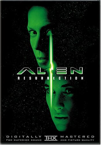 Alien Resurrection (20th Anniversary Collector's Edition) DVD Image