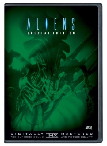 Aliens (Special Edition) DVD Image