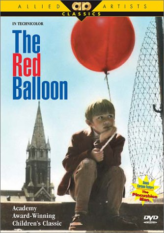 Red Balloon (Allied Artists) DVD Image