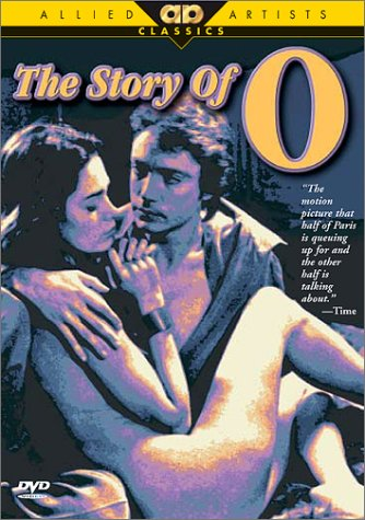 Story Of O (Allied Artists) DVD Image