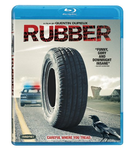 Rubber [Blu-ray] DVD Image
