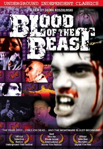 Blood Of The Beast DVD Image