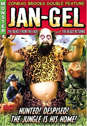 Jan-Gel: The Beast From The East #1 & 2 DVD Image