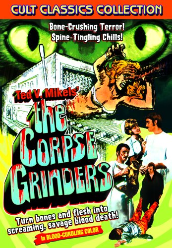 Corpse Grinders (Alpha Video) DVD Image