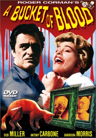 Bucket Of Blood (Alpha Video) DVD Image