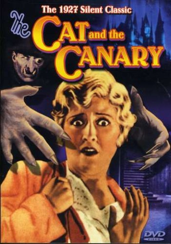 Cat And The Canary (1927/ Alpha Video) DVD Image