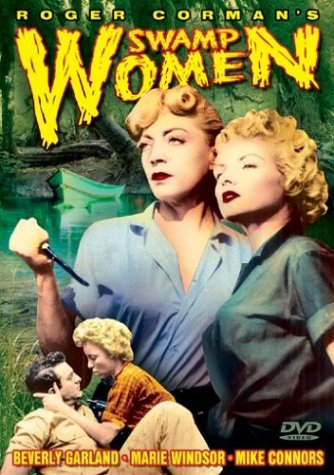 Swamp Woman (Alpha Video) DVD Image
